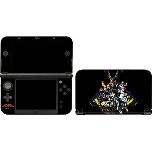 Skinit Decal Gaming Skin Compatible with 3DS XL 2015 - Officially Licensed Funimation My Hero Academia Main Poster Design