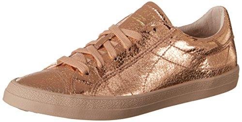 ESPRIT Damen Miana Lace Up Sneaker, Beige (Dusty Nude), 42 EU