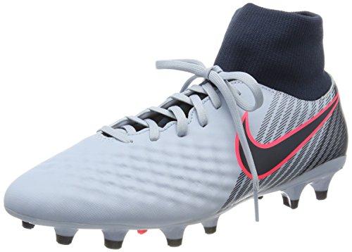 Nike Unisex-Erwachsene Magista ONDA II DF FG 917787 400 Sneaker, Mehrfarbig (Indigo 001), 42.5 EU