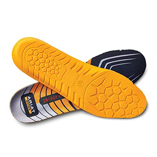 Ariat Energy Max Work Insole Round Toe No Color 10 D (M)