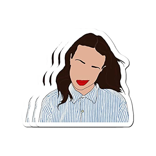 B. Strange Mall Miranda Sings Stickers (3 Pcs/Pack)