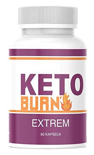 HelloNutrition KETO BURN Kapseln - für Männer und Frauen - mit hochwertige natürliche Inhaltsstoffe - SCHNELL - STARK - ERFOLG