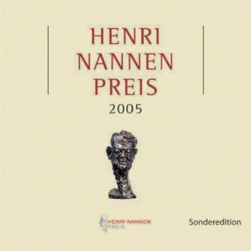 Hennri Nannen Preis 2005 cover art