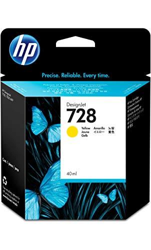 HP 728 40-ml Yellow