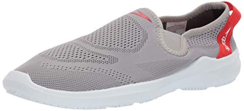 Speedo Men's Water Shoe Surfwalker Pro Mesh,grey,11 Men's US