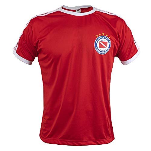 Diego Maradona Argentinos Juniors Argentina Football League Camiseta Debut Jersey - L
