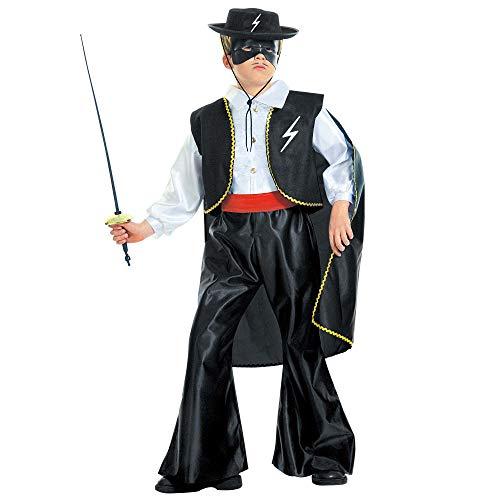 Widmann Bandito déguisé Costume, en taille 5/7 ans