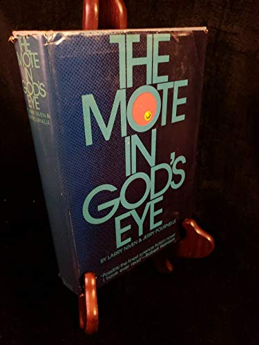 1974 The Mote in God's Eye by L Niven & J Pournelle Science Fiction Book Club ed