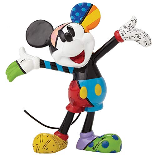 Enesco Disney Oggetto Decorativo Topolino Mini Figurine, Resina, Multicolore