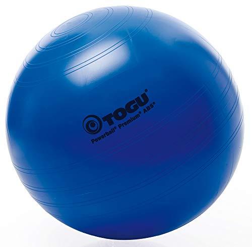 TOGU Power Premium ABS - Pelota para Fitness Azul Azul Talla:65cm