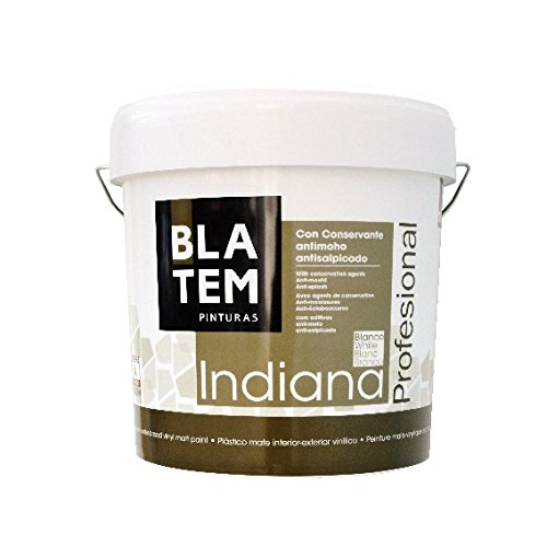 BLATEM INDIANA MATE VINILICO INT-EXT CON ANTIMOHO 15L