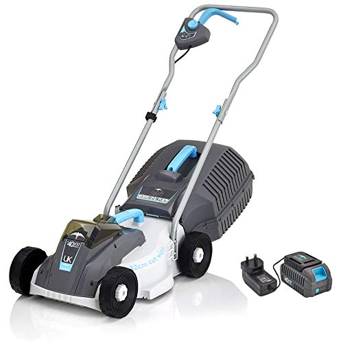 SWIFT 40 V EB132C2 Cordless Digital Compact Lawn Mower