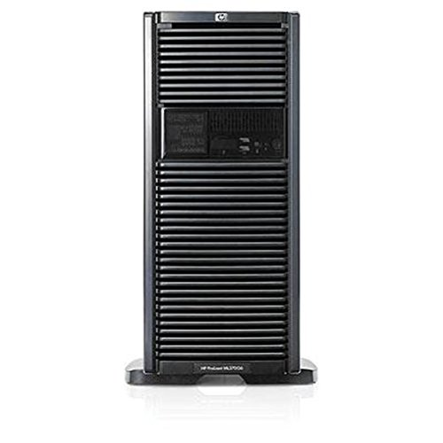 HP ML370 T06 Xeon 5520 Quad Core 2.26GHz 2x2GB RAM Smart Array P410i/256MB Controller 1x460W Hot Plug Power Supply Entry Model