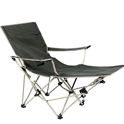 Draagbare campingstoel Beste gewatteerde klapstoel Heavy Duty Gewatteerde Outdoor Camping Folding Chair, Lounge Patio ligstoelen met bekerhouder, ondersteunt 330 lbs Lichtgewicht buitenstoel voor kamp