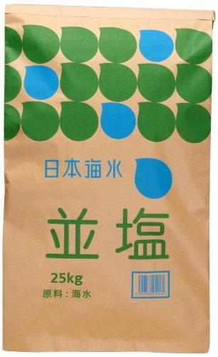 日本海水 赤穂並塩 25�s