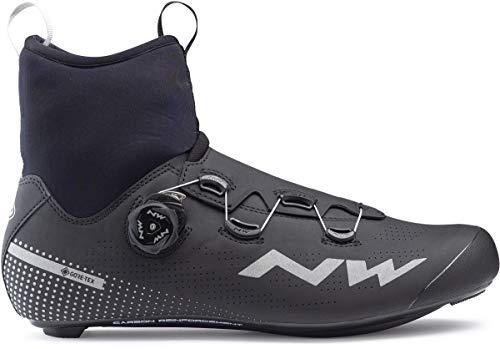 Northwave Celsius R GTX Winter Rennrad Fahrrad Schuhe schwarz 2021: Größe: 49