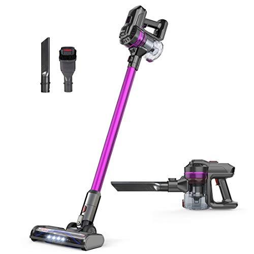 Stick Vacuum Cleaner for Home Hard Floor Carpet...