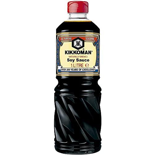 Kikkoman Sojasaus in Pet fles 1 kg