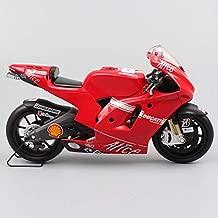 LENO MotoGP Desmosedici GP9 No.69 Nicky Hayden Motorcycle Die cast Models   High Simulation   Scale 1:12