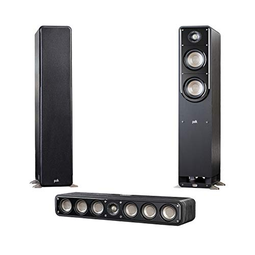Fantastic Deal! Polk Signature Series 3 Channel System with S55 Pair & S35
