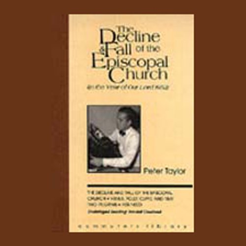 The Decline and Fall of the Episcopal Church (in the Year of Our Lord 1952) cover art
