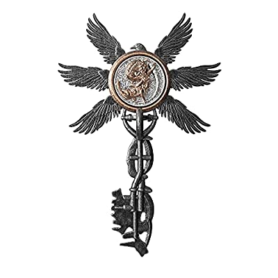 SxE Collectible Resident Evil Village Six-Winged Unborn Key Collection Cosplay Costume Accessories Props by Seer