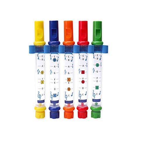 Kacniohen 5pcs / Set Wasserrohre Boon Gebäude Bath Pipes-Spielzeug Für Kinder Fat Gehirn
