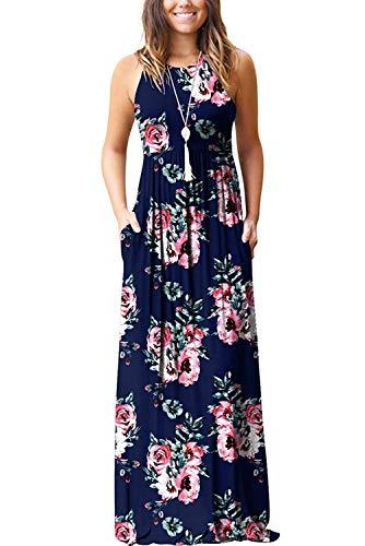 Bequemer Laden -   Sommerkleid Damen