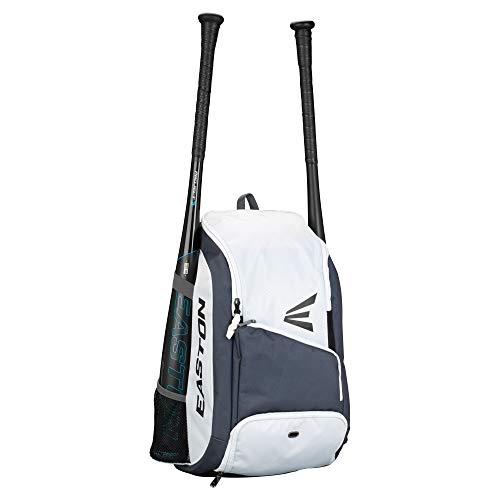 EASTON GAME READY Bat & Equipment Backpack Bag, White