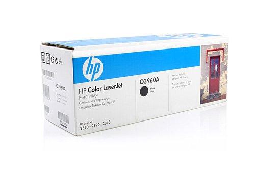 HP Color LaserJet 2820 AIO - Tóner original Q 3960 A, Q3960A / 122A