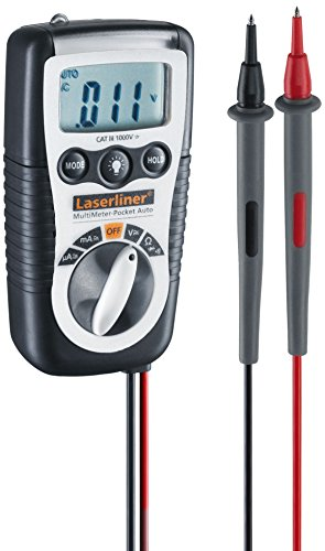 Laserliner MultiMeter-Pocket Auto Classic Spannungstester