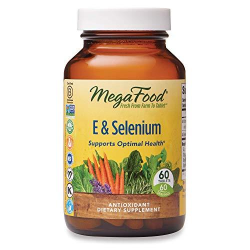 MegaFood - E & Selenium, Provides Potent...