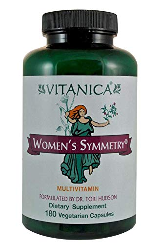 Women's Symmetry utilizes premium grade vitamins, minerals and nutrients to promote maximum bioavailability Designed to support women in their 20's, 30's and 40's Non GMO, Hypoallergenic and preservative free Suitable for vegetarians and vegans Formu...