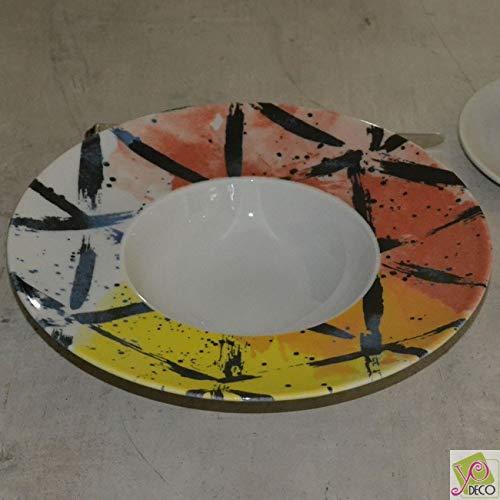 Napoli Risotto-Teller Cucina, Durchmesser 27,5 cm, 6 Stück