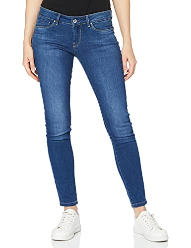 Pepe Jeans Damen Soho Jeans, Denim DF, 32W / 30L