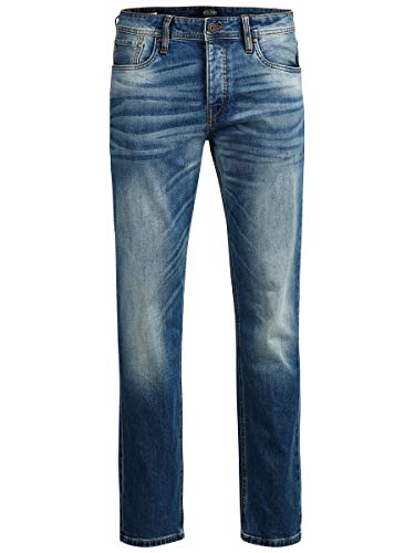 JACK & JONES Male Comfort Fit Jeans Mike ORIGINAL GE 616 3030Blue Denim