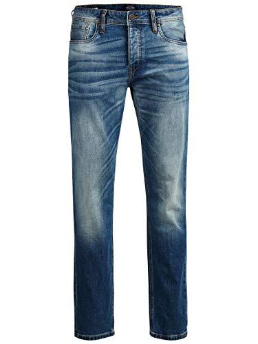 JACK & JONES Jjimike Jjoriginal Ge 616 Noos Lid, Jeans Uomo, Blu (Blue Denim), W34/L32 (Taglia Produttore: 34)