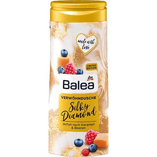Balea - Verwöhndusche Silky Diamond, 1 x 300 ml (vegan)