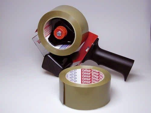 tesapack Verpackungsklebeband Handabroller SparSet