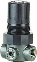Dwyer Series MPR Miniature Pressure Regulator, Zinc Body, Air Only, Range 0-5 psi