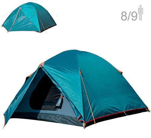 NTK Colorado Durable Family Camping Dome Tent