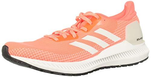 Adidas Solar Blaze W, Zapatillas Running Mujer, Rosa (Signal Coral/Grey One F17/GOLD Met.), 40.67 EU
