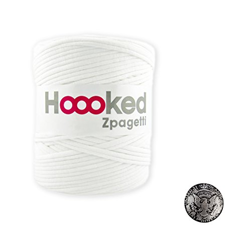 KIYOHARA Hooked Zpagetti (フックドゥズパゲッティ) コンチョボタン 鳥 30mm セット White