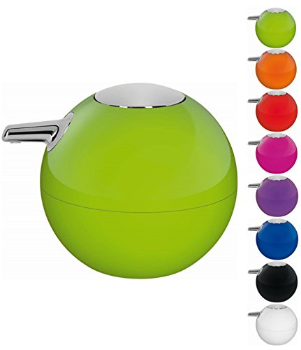 Spirella Seifenspender Bowl Flüssigseifen-Spender Fassungsvermögen 250ml - Grün