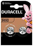 Pila de botón Duracell CR-2032 blíster de 2 Pilas, 3,0 V, de Litio