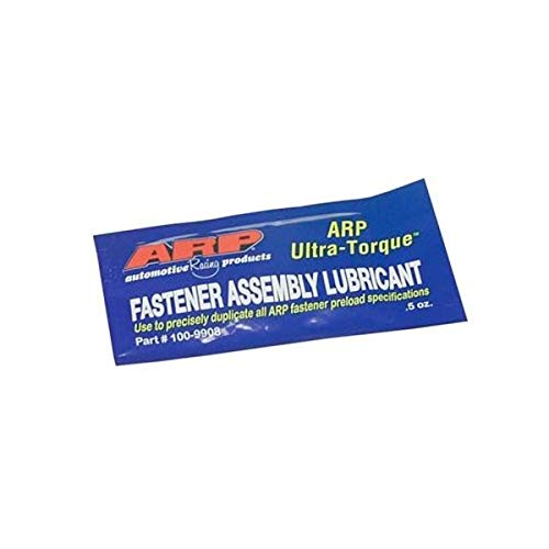 ARP 100-9908 Ultra-Torque Fastener Assembly Lubricant, 0.5 oz