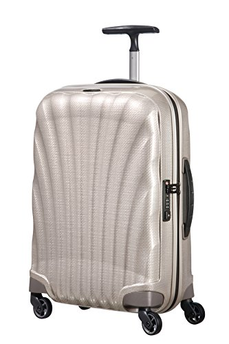 Samsonite Hand Luggage, 55 cm, 36 Liters, Pearl