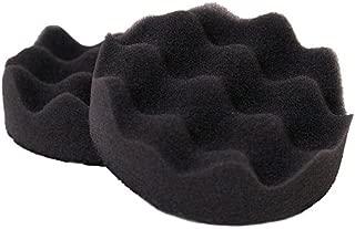 3M Perfect-it Hookit Foam Polishing Pad 05726, Waffle Face, 3 in, 10 per inner 40 per case