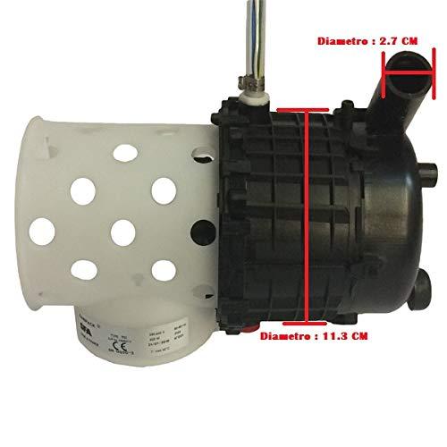 SFA Motor für Sanipack neu Modell MSEULPA2