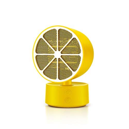 FR&RF Mini-ventilatorkachel met beweegbare kamerverwarming, geschikt voor kantoor, thuis, voor desktop-vloer binnen